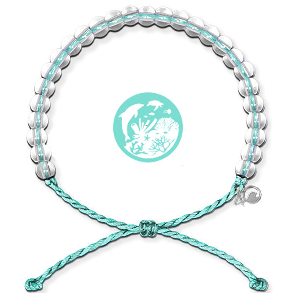 4Ocean Great Barrier Reef Aqua Bracelet