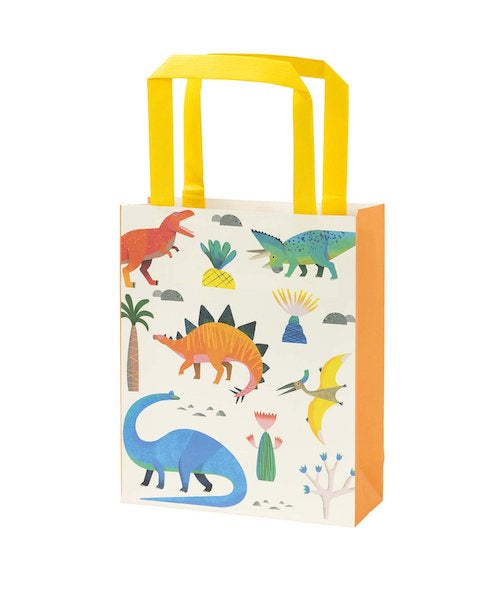 Pack of 8 Dinosaur Party Bags