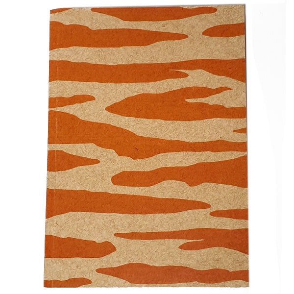 Paper Tiger Orange A5 Dotted Notebook