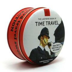 Time Travel Mixed Fruit Drops Travel Tin