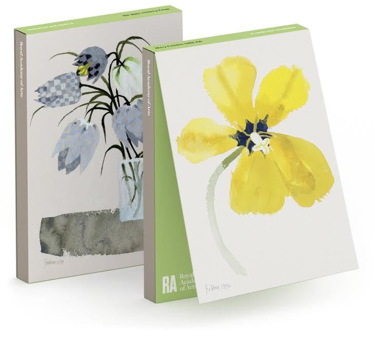 Mary Fedden Floral Notecard Wallet