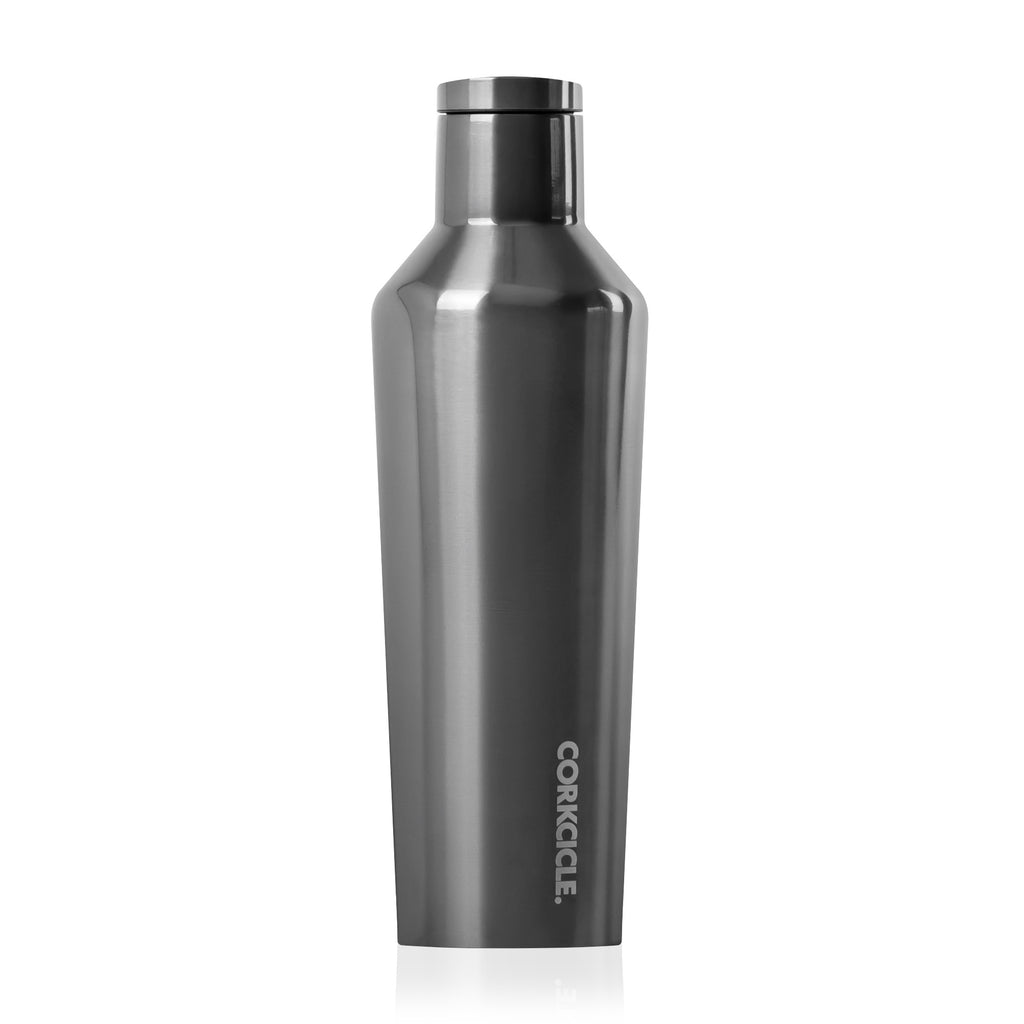 Corkcicle Gunmetal Bottle