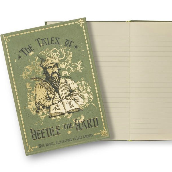 Harry Potter Tales of Beedle The Bard Notebook