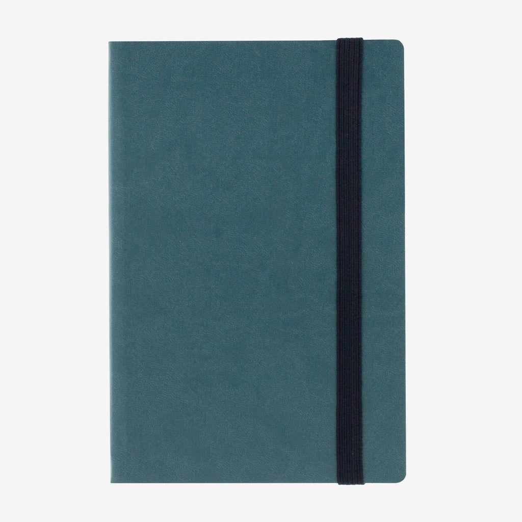Legami 2019 Medium Weekly Diary With Notebook Petrol Blue