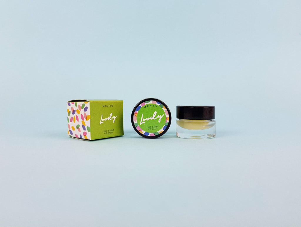 Mojito Lime And Mint Lip Balm
