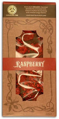 Organic Dark Chocolate Raspberry 74%