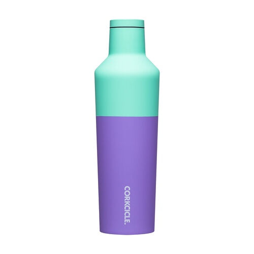 Corkcicle Colour Block Mint Berry Bottle 475ml