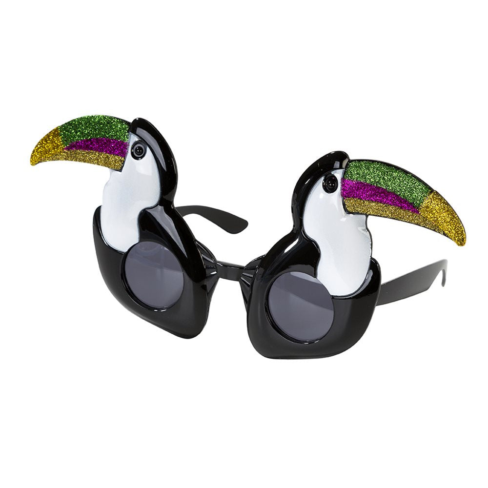 Sparkly Toucan Sunglasses
