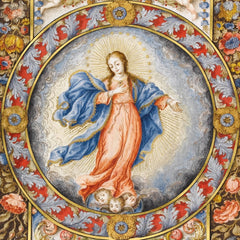 Virgin Mary Pack of Cards