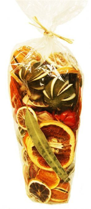 Dried Fruit Christmas Pourri Bag