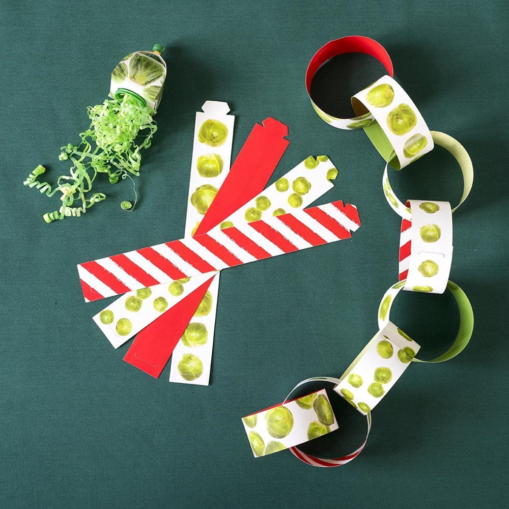 Sprout Paper Chains