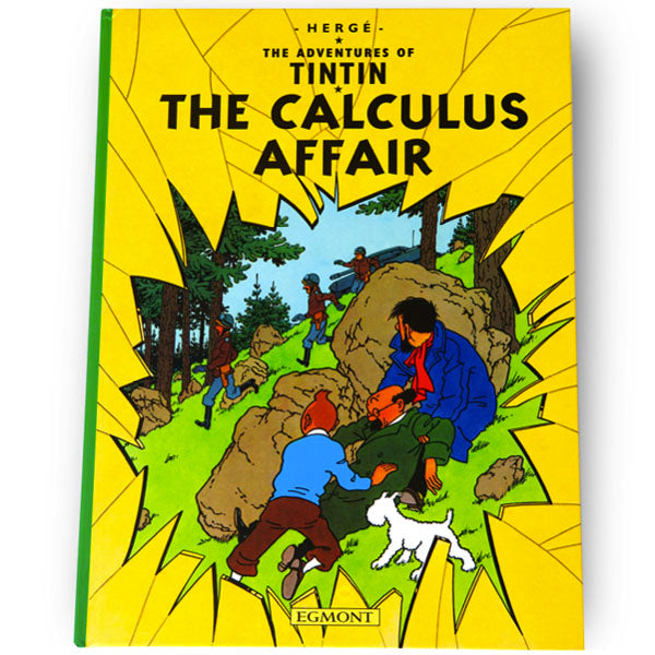 The Calculus Affair Softback Book