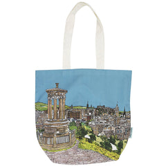 Calton Hill Tote Bag