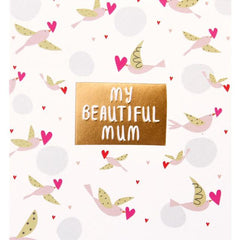 My Beautiful Mum Birds Card