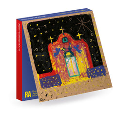 Barbara Rae Church Box of Christmas Cards