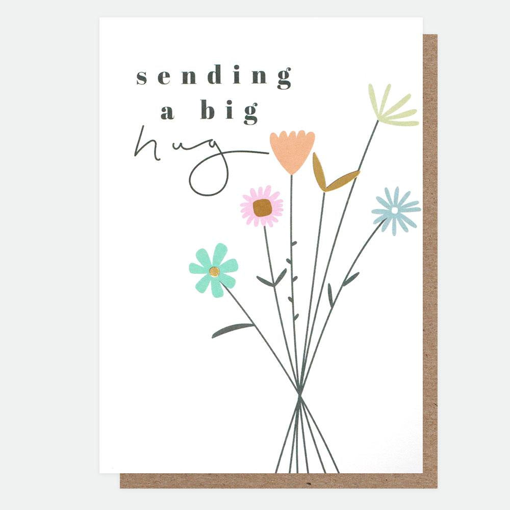 Sending a Big Hug Card