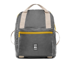 Pocket Backpack Grey