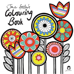 Colouring Book by Jane Foster
