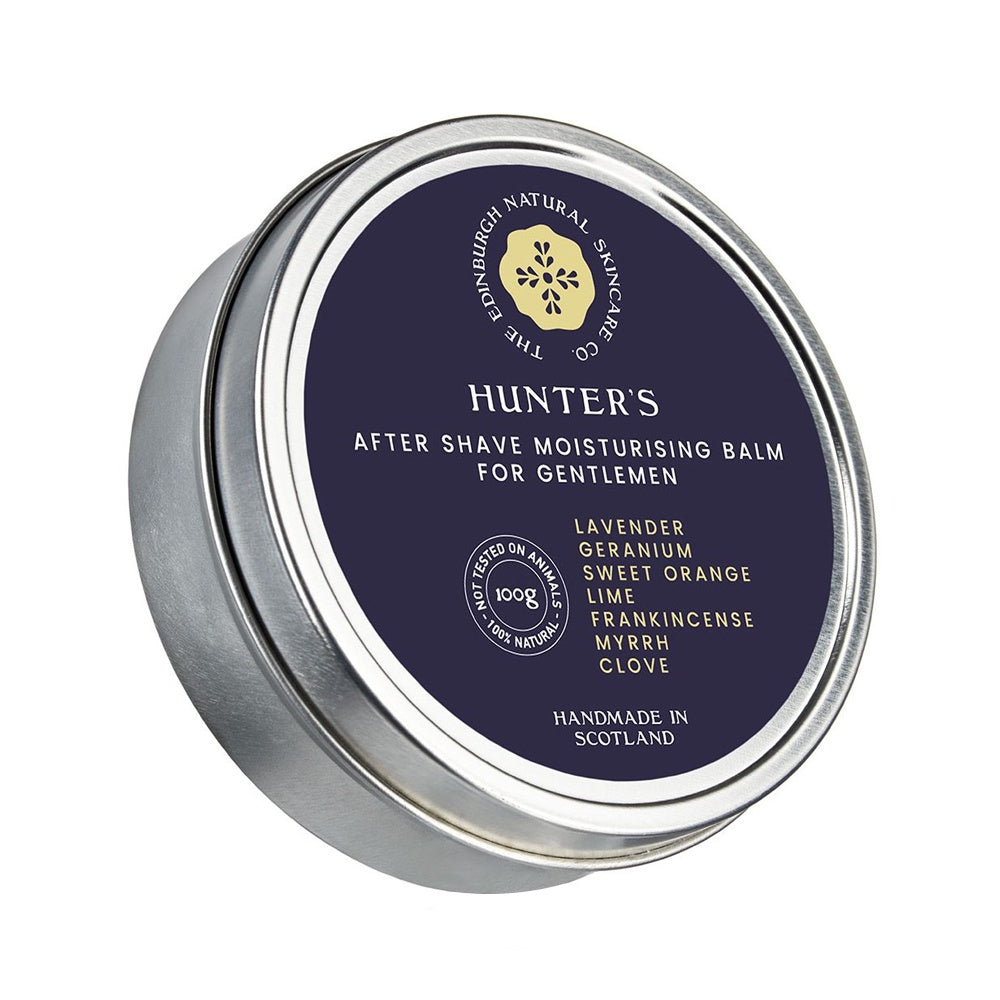 Hunter's Aftershave Balm for Gentlemen 100g