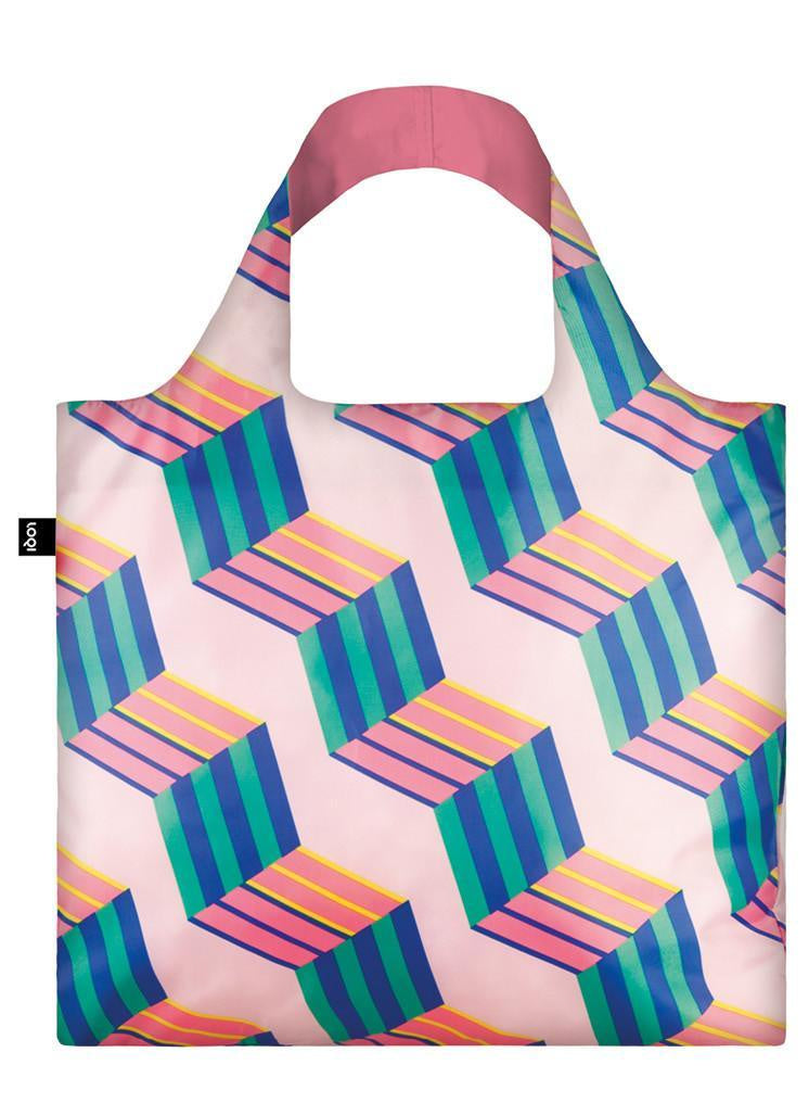 Loqi Cubes Reuseable Bag