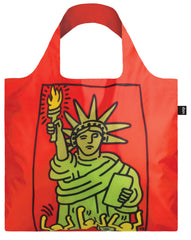 Keith Haring New York LOQI Bag