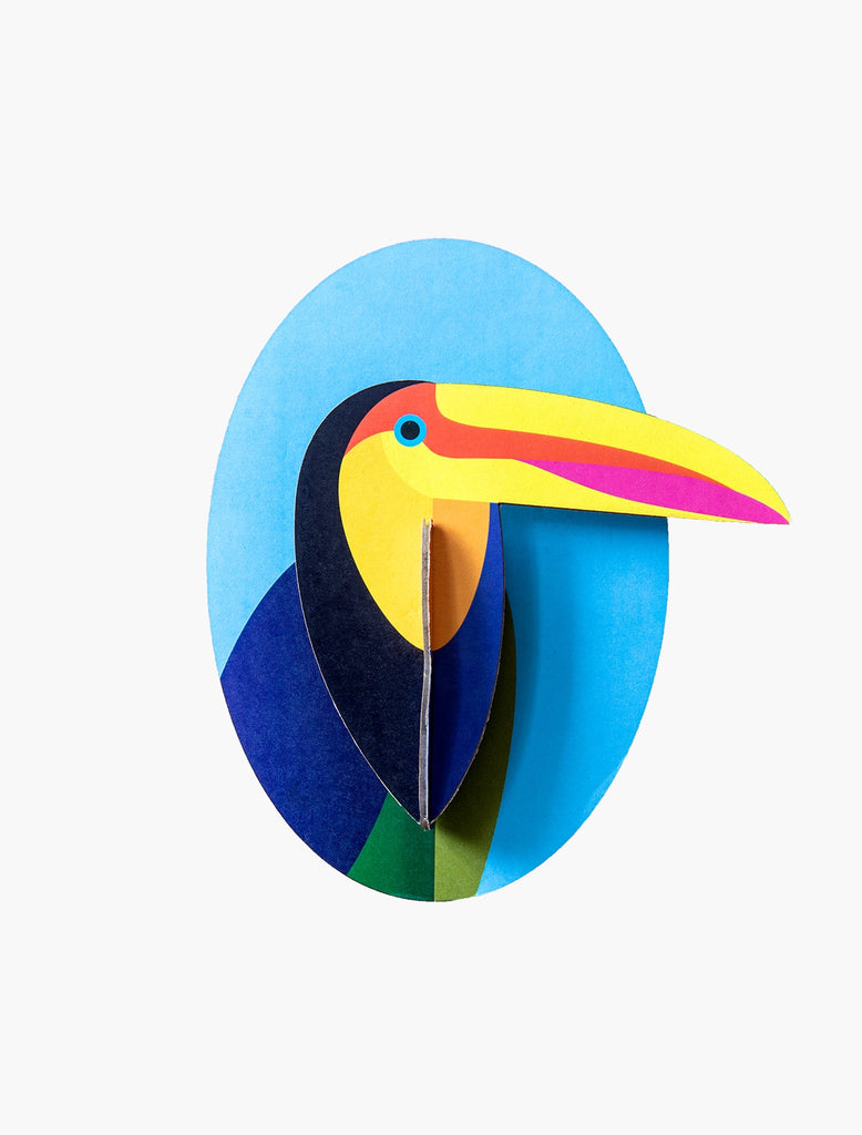 Little Toucan Wall Decoration
