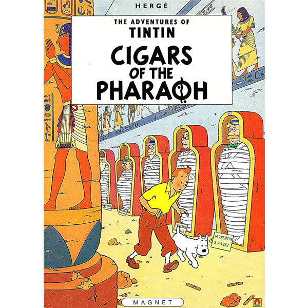 Cigars Of The Pharaoh Softback Book