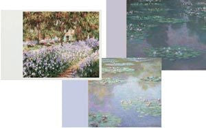 Monet Notecard Box