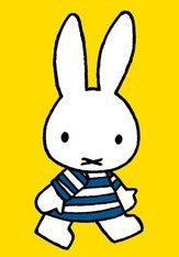 Miffy At The Seaside Card