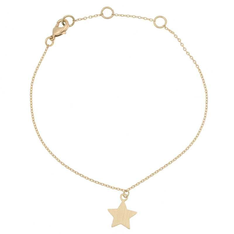 New Star Bracelet Gold