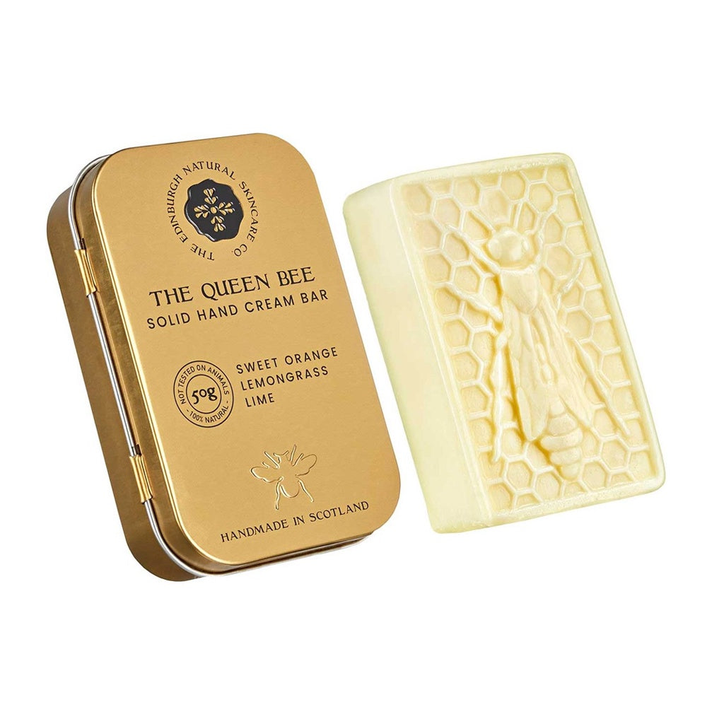 Queen Bee Solid Hand Cream Bar 50g