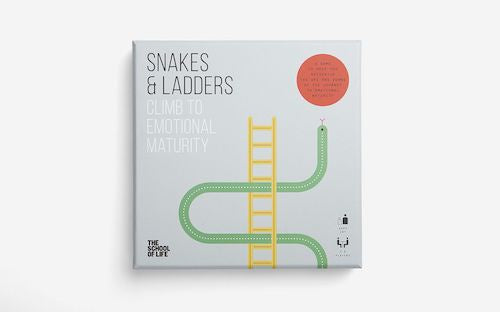 Snakes & Ladders: Climb to Emotional Maturity