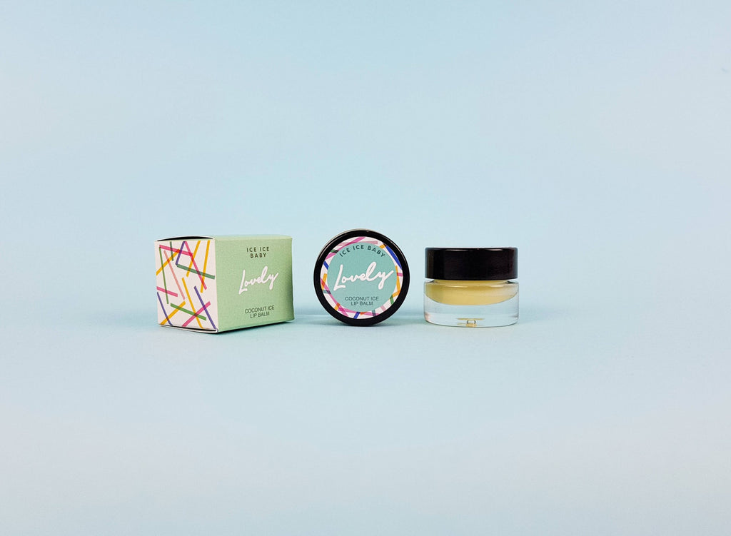 Ice Ice Baby Coconut Ice Lip Balm