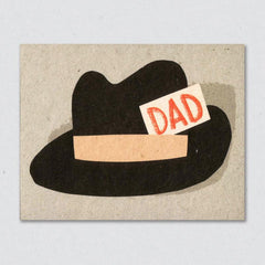 Dad Hat Father's Day Card