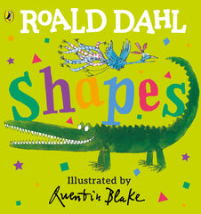 Roald Dahl Shapes Board Book