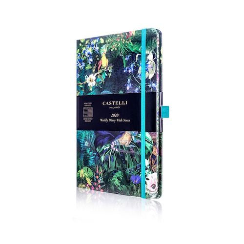 Castelli Lily Weekly 2020 Diary