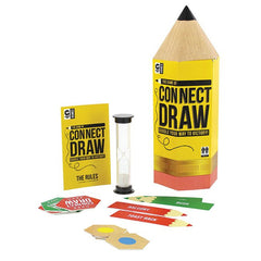 Connect Draw Game