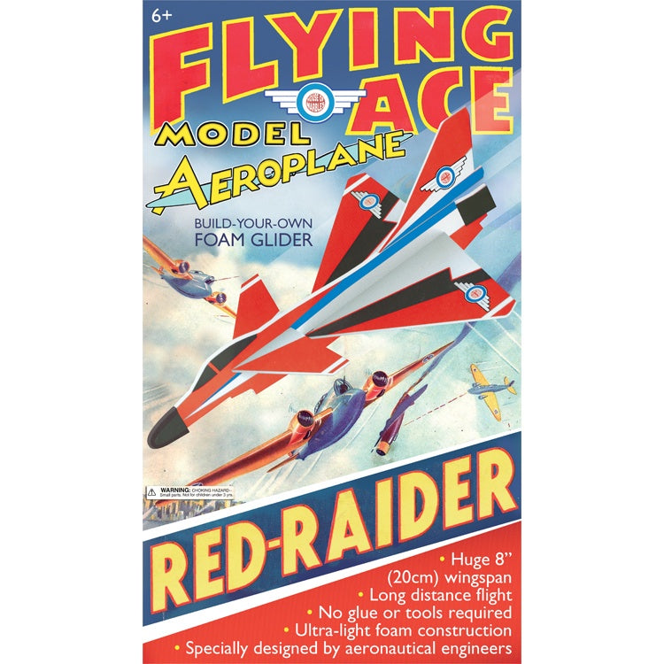 Flying Ace Aeroplanes Assorted