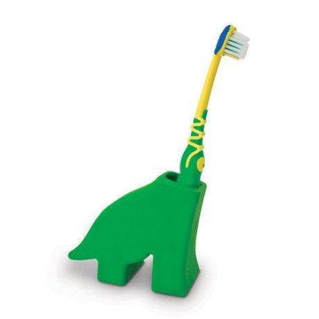 Diego the Dinosaur Toothbrush Holder
