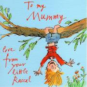 To My Mummy Love Rascal Mother's Day Card