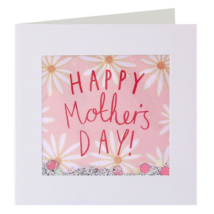 Happy Mother's Day Card - Fuschia