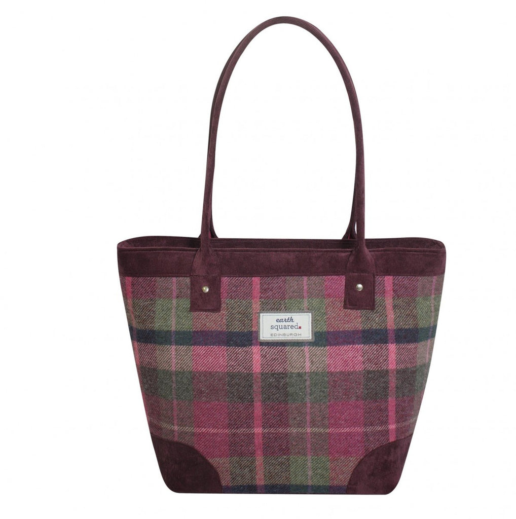 Hawthorn Tweed Tote Bag