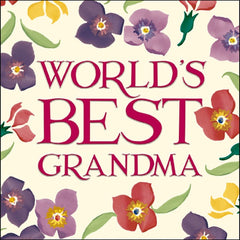 World's Best Grandma by Emma Bridgewater Card