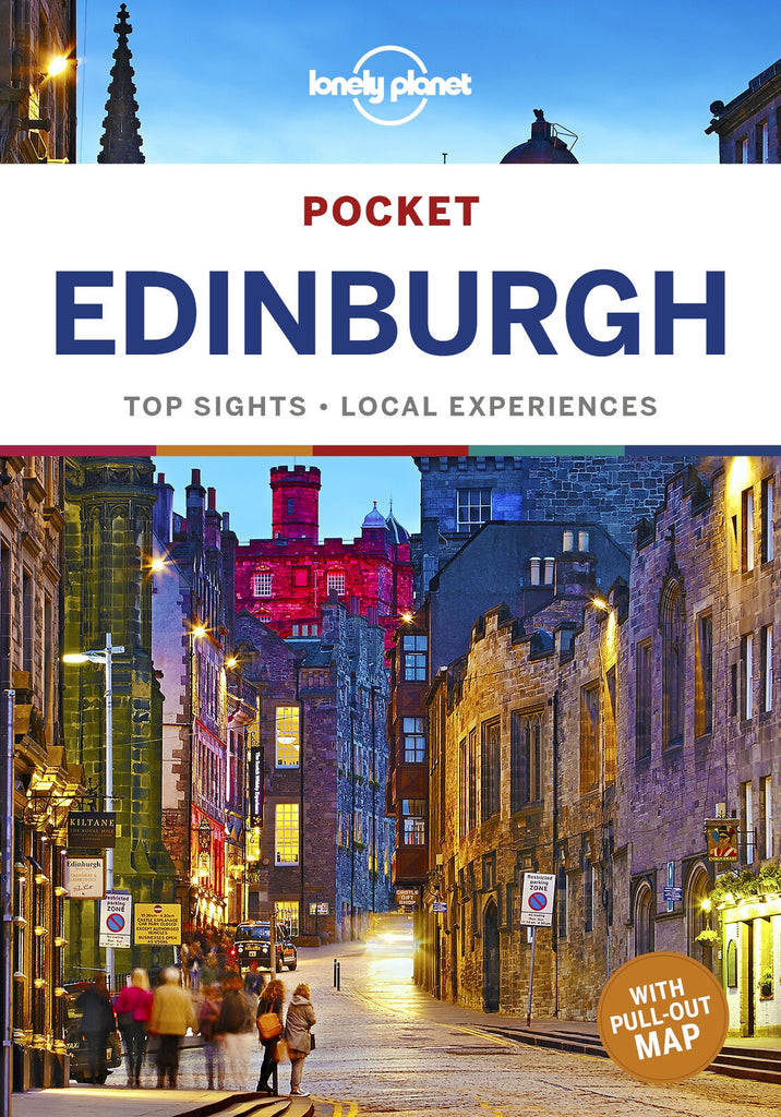 Pocket  Edinburgh - Lonely Planet Guide 5th Edition