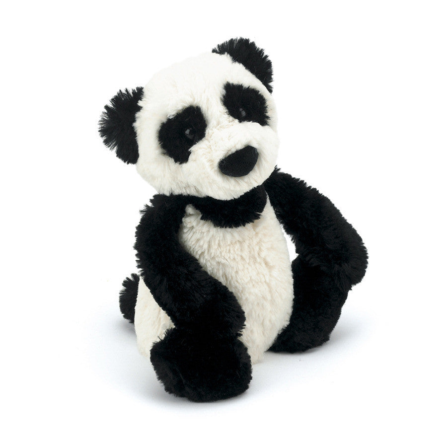 Small Bashful Panda 18cm
