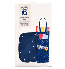 Busy B Gift Wrap Bag