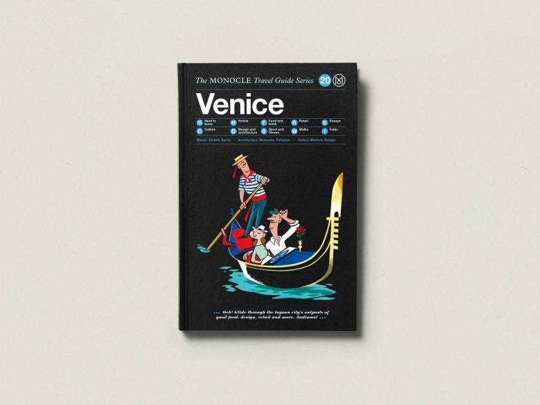 The Monocle Travel Guide Venice