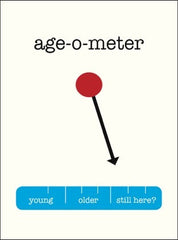 Age o Meter Card