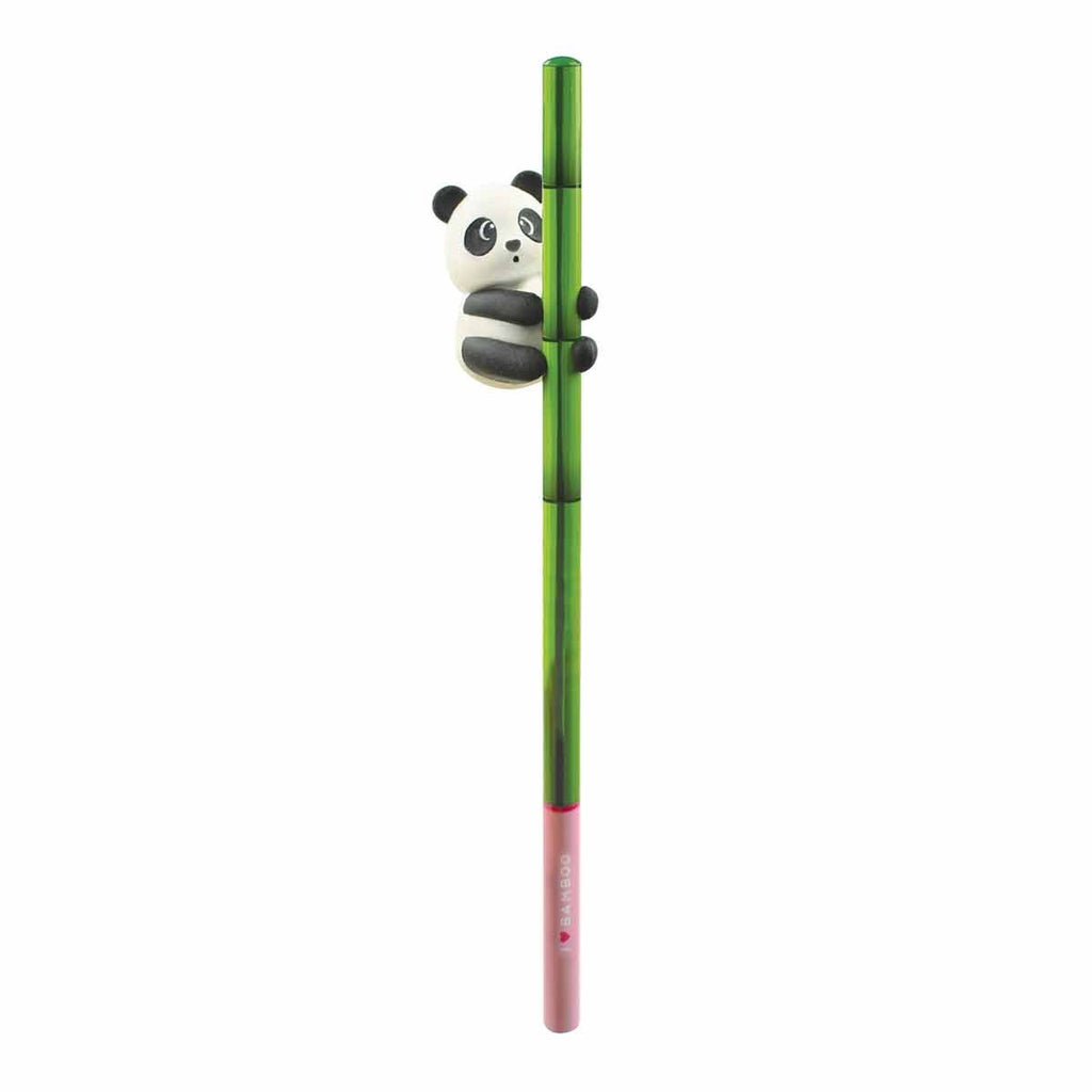 I Love Bamboo Panda Pencil