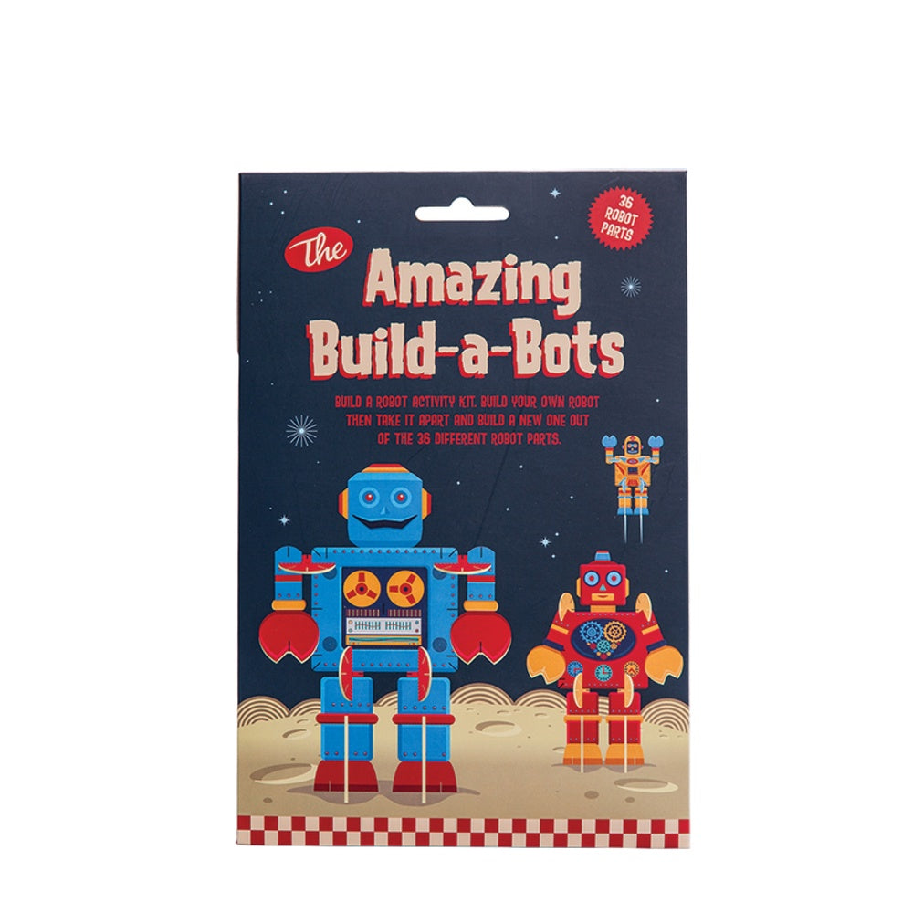 The Amazing Build-a-Bots